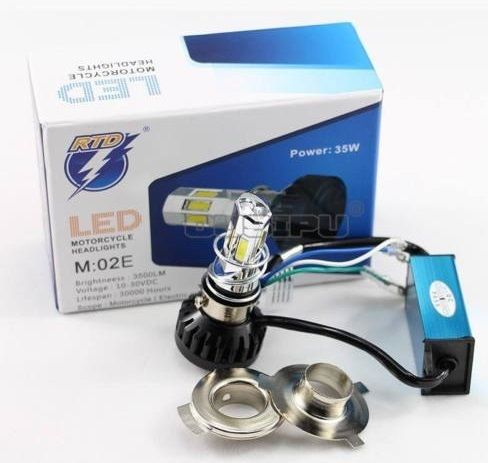 Royal Enfield M6 LED Headlight Bulb