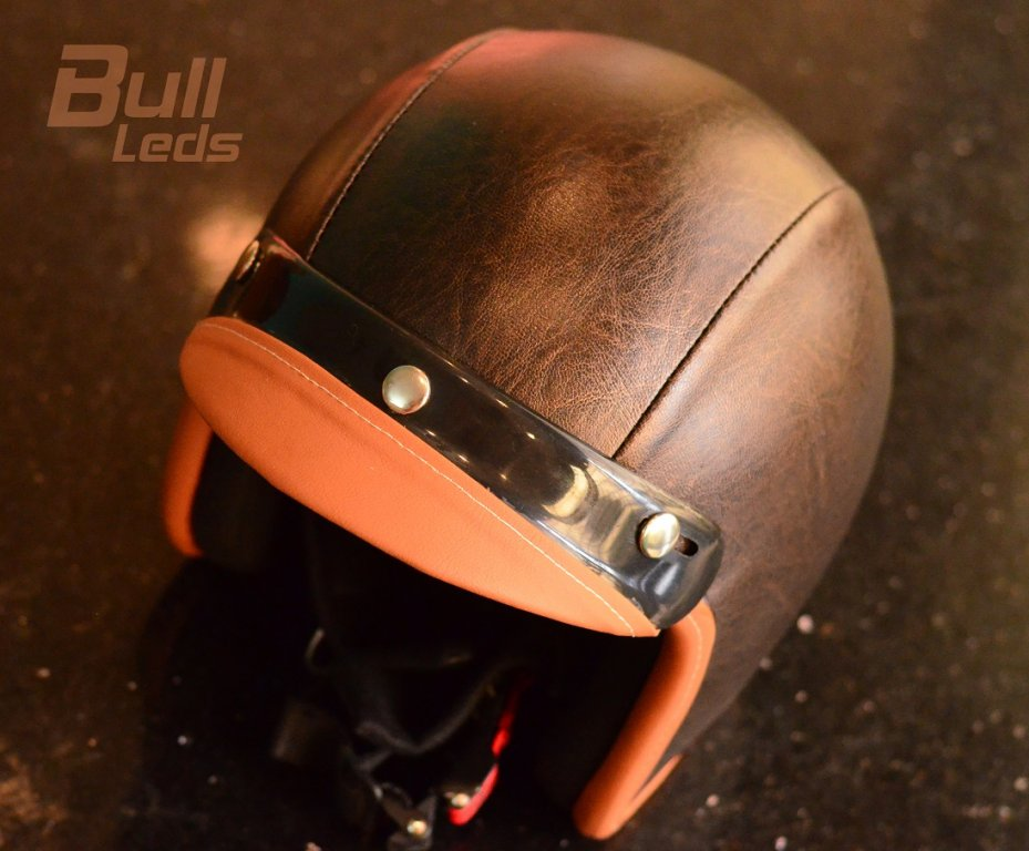 Bull Helmet For Royal Enfield