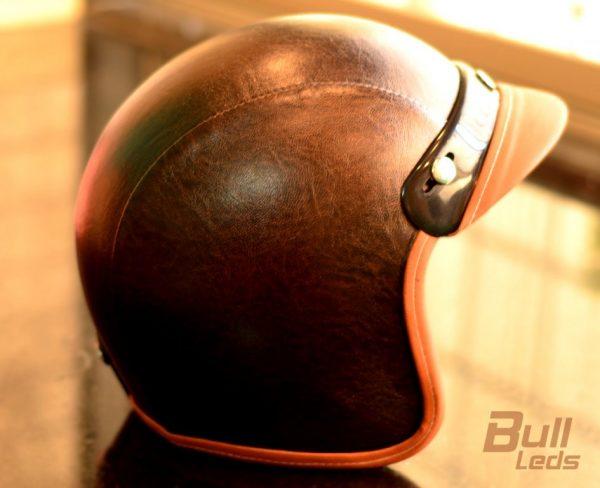 Bull Helmets | Vintage Helmets From Bull-LEDs Size L Type 2