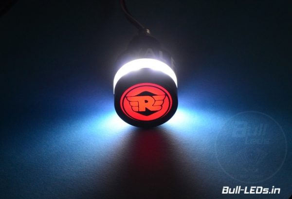 Bull-LEDs | LED Dual Color Bar End Indicators For Royal Enfield
