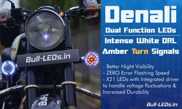 Royal Enfield LED Turn Signals