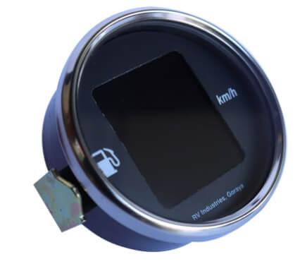 Digital Meter for Royal Enfield