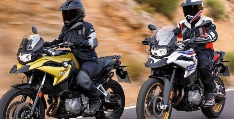 BMW MotorradF750 GS& F850 GS Launched At Auto Expo 2018
