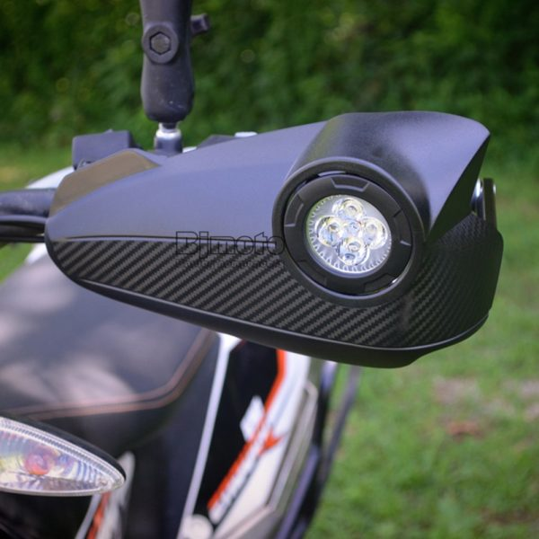 Motorcycle LED Handguards