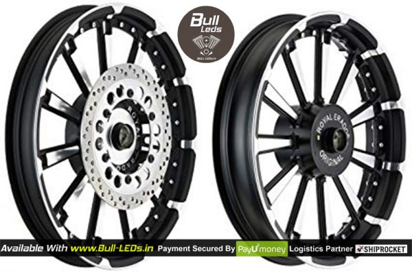 Royal Erado RGAW-51 Rajputana Style 11 Spoke Alloy Wheels